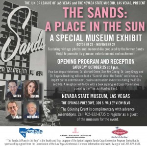 The Sands: A Place in the Sun